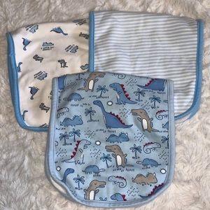 Burping cloth bundle